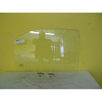 HYUNDAI LANTRA J2 - 8/1995 to 7/2000 - SEDAN/WAGON - DRIVERS - RIGHT SIDE REAR DOOR GLASS
