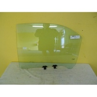 HYUNDAI LANTRA J2 - 8/1995 to 7/2000 - 4DR SEDAN/WAGON - PASSENGER - LEFT SIDE REAR DOOR GLASS