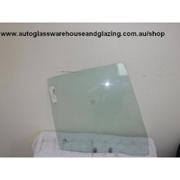 KIA MENTOR FA - 5DR HATCH 7/00>8/05 - RIGHT SIDE REAR DOOR GLASS