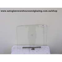 LADA NIVA 2WD - 7/1983 to 1998 - 2DR WAGON - LEFT SIDE FRONT DOOR GLASS