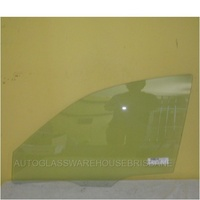 MAZDA 626 GF - 8/1997 to 8/2002 - SEDAN/HATCH - PASSENGERS - LEFT SIDE FRONT DOOR GLASS