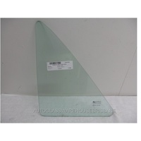 MAZDA 626 GF - 4DR SEDAN 8/97>8/02 - LEFT SIDE REAR QUARTER GLASS