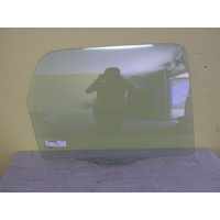 MAZDA TRIBUTE ED - 2/2001 to 6/2006 - 4DR WAGON - RIGHT SIDE REAR DOOR GLASS