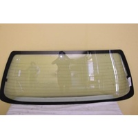 SUBARU FORESTER 52D - 8/1997 to 12/1999 - 5DR WAGON - REAR WINDSCREEN GLASS - HEATED
