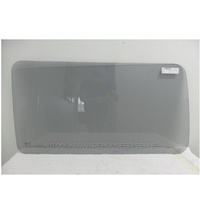 FORD ECONOVAN JG/JH - 5/1984 TO 12/2005 - SWB VAN - PASSENGERS - LEFT SIDE REAR FIXED GLASS (950MM)