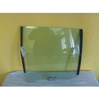 HOLDEN COMMODORE VN/VP/VR/VS - 9/1988 to 8/1997 - 4DR SEDAN - DRIVERS - RIGHT SIDE REAR DOOR GLASS