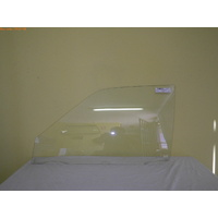 HOLDEN BARINA MB ML - 5DR HATCH 2/85>2/89 - PASSENGER-LEFT SIDE FRONT DOOR GLASS
