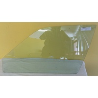 HOLDEN COMMODORE VB/VC/VH/VK/VL - 11/1978 TO 8/1988 - SEDAN/WAGON (CHINA MADE) - PASSENGERS - LEFT SIDE FRONT DOOR GLASS