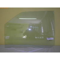 HOLDEN RODEO TF - 7/1988 to 12/2002 - UTE - LEFT SIDE FRONT DOOR GLASS (1/4 type)