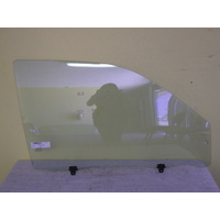 HOLDEN RODEO RA - 12/2002 to 7/2008 - 2DR/4DR UTILITY - RIGHT SIDE FRONT DOOR GLASS