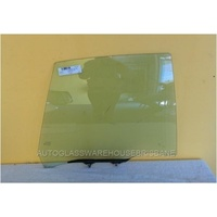 TOYOTA CAMRY SDV10 - 2/1993 to 8/1997 - 4DR SEDAN - WIDEBODY - RIGHT SIDE REAR DOOR GLASS