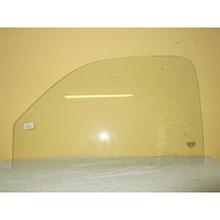 TOYOTA HILUX RZN140 - 10/1997 to 3/2005 - 2DR SINGLE/XTRA CAB - FULL LEFT SIDE FRONT DOOR GLASS (NO 1/4 in front & 830mm wide)