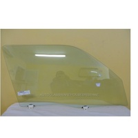 TOYOTA HIACE TRH/KDH/200 SERIES - 4/2005 to 4/2019 - SLWB/LWB VAN - RIGHT SIDE FRONT DOOR GLASS - GREEN