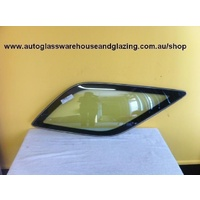 TOYOTA CAMRY SXV20 - 9/1997 to 1/2002 - 4DR WAGON - RIGHT SIDE CARGO GLASS - ENCAPSULATED