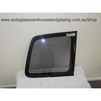 suitable for TOYOTA RAV4 SXA11R - 5DR WAGON 7/94>6/00 - RIGHT SIDE CARGO GLASS - ENCAPSULATED