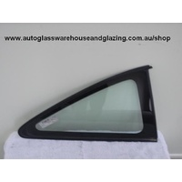 suitable for TOYOTA PASEO EL54 - 2DR COUPE 11/95>1999 - RIGHT SIDE OPERA GLASS - ENCAPSULATED