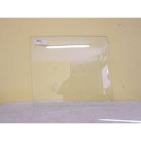 TOYOTA DYNA 100 BU60 - 11/1984 to 1/2002 - TRUCK - RIGHT SIDE FRONT DOOR GLASS - 1/4 TYPE