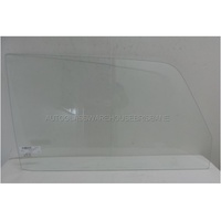 TOYOTA DYNA BU30 STANDARD CAB - 8/1977 to 1/1984 - CAB-CHASSIS - RIGHT SIDE FRONT DOOR GLASS - FULL GLASS