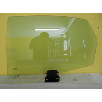 AUDI A4 B6/B7 - 7/2001 to 2/2008 - 4DR SEDAN - LEFT SIDE REAR DOOR GLASS (WITH FITTINGS)