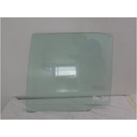 NISSAN PULSAR N14 - 10/1991 to 9/1995 - 4DR SEDAN/5DR HATCH - LEFT SIDE REAR DOOR GLASS