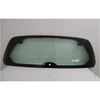 CITROEN C2 - 1/2004 to 12/2008 - 3DR HATCH - REAR WINDSCREEN GLASS - HEATED (3 HOLES)