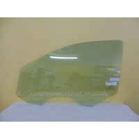 DODGE JOURNEY JC - 9/2009 to 12/2016 - 5DR WAGON - LEFT SIDE FRONT DOOR GLASS