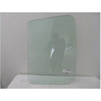 FIAT DUCATO 1/2002 TO 1/2007 - VAN/TRUCK - LEFT SIDE FRONT DOOR GLASS - GREEN