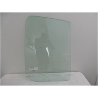 FIAT DUCATO 1/2002 TO 1/2007 - VAN/TRUCK (ZFA230 - 240) - RIGHT SIDE FRONT DOOR GLASS - GREEN - NEW