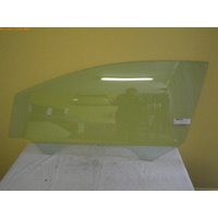 FORD FIESTA - 3DR HATCH 2009>CURR - LEFT SIDE FRONT DOOR GLASS