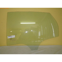 FORD FOCUS LW - 8/2011 to CURRENT - 4DR HATCH/5DR SEDAN - LEFT SIDE REAR DOOR GLASS