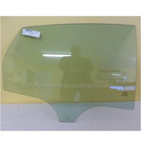 FORD FOCUS LW - 8/2011 to CURRENT - 4DR HATCH/5DR SEDAN - RIGHT SIDE REAR DOOR GLASS