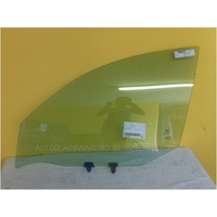 NISSAN PULSAR N16 - 7/2000 to 12/2005 - 4DR SEDAN/5DR HATCH - PASSENGERS - LEFT SIDE FRONT DOOR GLASS