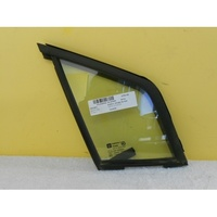 HOLDEN BARINA MJ SPARK - 5DR HATCH 10/10>CURRENT - RIGHT SIDE FRONT QUARTER GLASS