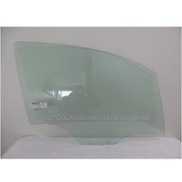 HOLDEN BARINA  MJ SPARK - 5DR HATCH 10/10>CURRENT - DRIVERS - RIGHT SIDE - FRONT DOOR GLASS