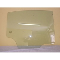 HOLDEN CRUZE JG/JH - 5/2009 TO 12/2016 - 4DR SEDAN - DRIVERS - RIGHT SIDE REAR DOOR GLASS