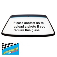 HONDA ACCORD EURO CU - 6/2008 to 12/2011 - 4DR SEDAN - RIGHT SIDE REAR DOOR GLASS