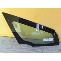HONDA JAZZ GE - 8/2008 TO CURRENT - 5DR HATCH - RIGHT SIDE FRONT QUARTER GLASS