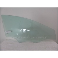 HYUNDAI ELANTRA MD - 6/2011 to 12/2015 - 4DR SEDAN - DRIVERS - RIGHT SIDE FRONT DOOR GLASS