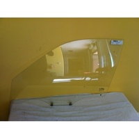 HYUNDAI ACCENT LC - 5/2000 to 4/2006 - SEDAN/HATCH - PASSENGERS - LEFT SIDE FRONT DOOR GLASS