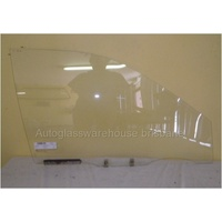 HYUNDAI LANTRA SEDAN 5/91 to 8/95 J1   4DR SEDAN RIGHT SIDE FRONT DOOR GLASS