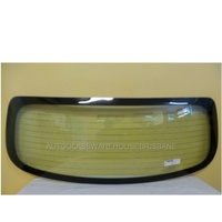YUNDAI i20 PB - 7/2010 to CURRENT - 3DR/5DR HATCH - REAR WINDSCREEN GLASS