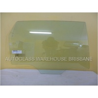 HYUNDAI i30 CW - 2/2009 to 4/2012 - 4DR WAGON - RIGHT SIDE REAR DOOR GLASS