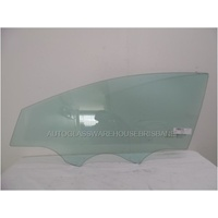 HYUNDAI i45 YF - 5/2010 TO CURRENT - 4DR SEDAN - LEFT SIDE FRONT DOOR GLASS