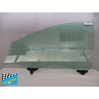 HYUNDAI iX35 LM - 2/2010 to 12/2015 - 5DR WAGON - PASSENGERS - LEFT SIDE FRONT DOOR GLASS