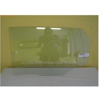 HYUNDAI IX35 LM - 2/2010 TO 12/2015 - 5DR WAGON - PASSENGERS - LEFT SIDE REAR DOOR GLASS