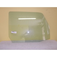 JEEP WRANGLER JK - 3/2007 to 11/2010 - 4DR WAGON - DRIVERS - RIGHT SIDE FRONT DOOR GLASS