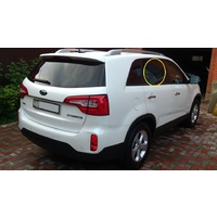 KIA SORENTO WAGON10/09 to 4/12 XM RIGHT SIDE REAR DOOR GLASS