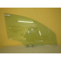 MAZDA 3 BK - 1/2004 to 3/2009 - SEDAN/HATCH - RIGHT SIDE FRONT DOOR GLASS - LARGER HOLE 12MM