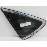MAZDA 6 GH - 1/2008 to 12/2012 - 5DR HATCH - PASSENGERS - LEFT SIDE REAR OPERA GLASS