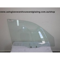 MITSUBISHI MAGNA TR/TS - 3/1991 to 4/1996 - SEDAN/WAGON - RIGHT SIDE FRONT DOOR GLASS